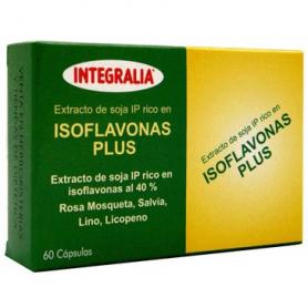 ISOFLAVONAS PLUS 60cap INTEGRALIA Suplementos nutricionales 18,64€