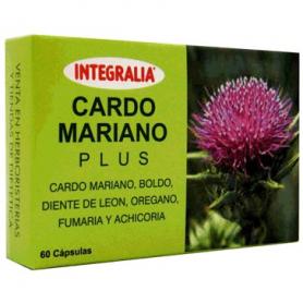 CARDO MARIANO PLUS 60cap INTEGRALIA Plantas Medicinales 8,42€