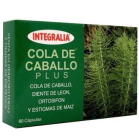 COLA CABALLO PLUS 60cap INTEGRALIA Plantas Medicinales 8,42€