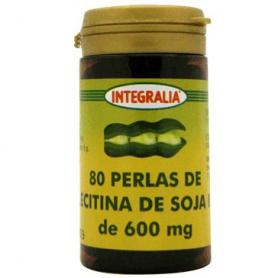 LECITINA DE SOJA IP 540mg 80perl INTEGRALIA Suplementos nutricionales 4,21€
