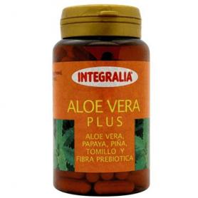 ALOE VERA PLUS 100cap INTEGRALIA Plantas Medicinales 12,09€