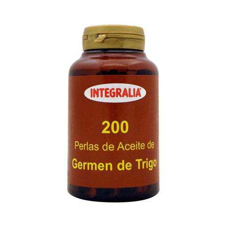 Aceite de germen de trigo 200perl INTEGRALIA Suplementos nutricionales 22,25€