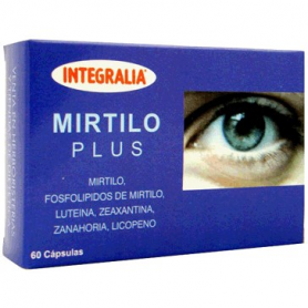 MIRTILO PLUS 60cap INTEGRALIA Plantas Medicinales 11,39 €