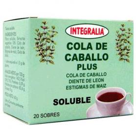 COLA DE CABALLO PLUS INFUSION 20ud INTEGRALIA Plantas Medicinales 7,01€