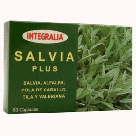 SALVIA PLUS 60cap INTEGRALIA Plantas Medicinales 8,08€