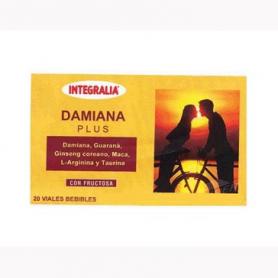 DAMIANA PLUS 20amp INTEGRALIA Suplementos nutricionales 21,31€