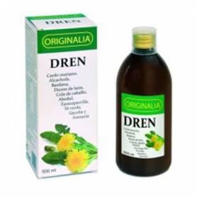 DREN ORIGINALIA JARABE 500ml INTEGRALIA Suplementos nutricionales 15,70€