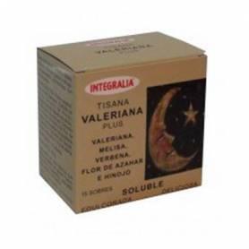 VALERIANA PLUS SOBRES 15ud INTEGRALIA Plantas Medicinales 5,68€