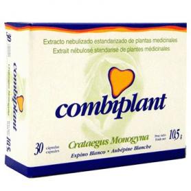 COMBIPLANT ESPINO BLANCO 30cap BIOSERUM Plantas Medicinales 7,53€