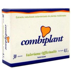 COMBIPLANT VALERIANA 30cap BIOSERUM Plantas Medicinales 5,69€