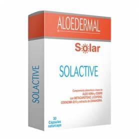 ALOEDERMAL SOLAR SOLACTIVE 30cap TREPAT DIET Protección Solar 14,99€