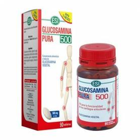 GLUCOSAMINA PURA 500mg 90comp TREPAT DIET Suplementos nutricionales 26,99€