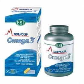 NORMOLIP OMEGA 3 60perl TREPAT DIET Suplementos nutricionales 35,88€