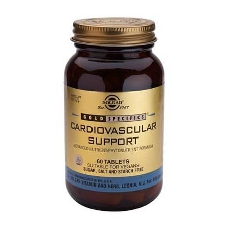 GS® CARDIOVASCULAR SUPPORT 60comp SOLGAR Suplementos nutricionales 39,37€
