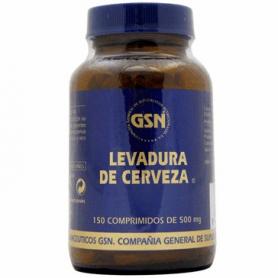 LEV. CERVEZA 150comp GSN Plantas Medicinales 6,42€