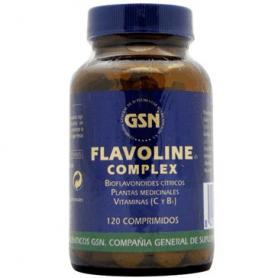 FLAVOLINE COMP 120comp GSN Plantas Medicinales 15,90€
