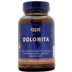 DOLOMITA 400MG 150comp GSN Plantas Medicinales 8,36€