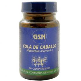 COLA CABALLO 80comp GSN Plantas Medicinales 6,06€