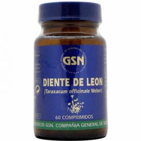DIENTE LEON 60comp GSN Plantas Medicinales 7,17€