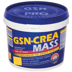 CREA MASS NARANJA POLVO 2kg GSN Nutrición Deportiva 39,90€
