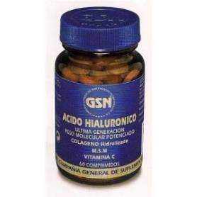 ACIDO HIALURONICO COLAGEN 60comp GSN