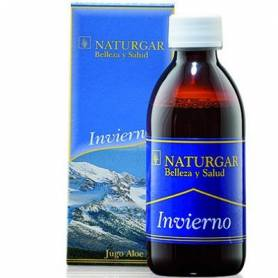 INVIERNO JARABE NATURGAR 250ml VERDALOE Suplementos nutricionales 21,84€