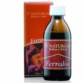 FERRALOE JARABE NATURGAR 250ml VERDALOE Suplementos nutricionales 21,84€