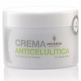 CREMA ANTICELULITICA ALOE VERA 200ml VERDALOE Cosmética e higiene natural 36,35€