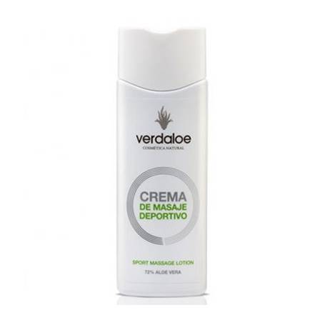 Crema de masaje deportivo 250ml VERDALOE Parafarmacia 20,39€