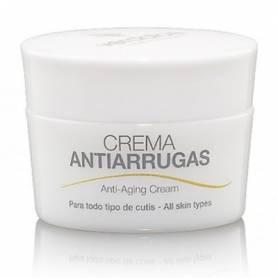CREMA FACIAL ANTIARRUGAS ALOE VERA 30ml VERDALOE Cosmética e higiene natural 17,40€