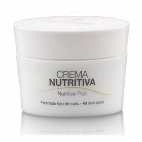 CREMA FACIAL NUTRITIVA 50ml VERDALOE Cosmética e higiene natural 18,48€