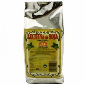 LECITINA SOJA GRANULADA 400gr INT-SALIM Suplementos nutricionales 6,37€