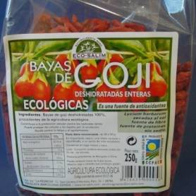BAYAS DE GOJI ECO-SALIM 250gr INT-SALIM Suplementos nutricionales 7,95 €