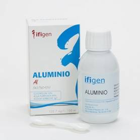 OLIGO ALUMINIO GOTAS 150ml IFIGEN Aluminio 14,81€
