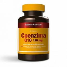 Coenzima Q10 120mg 60cap ENZIME SABINCO Suplementos nutricionales 65,50€