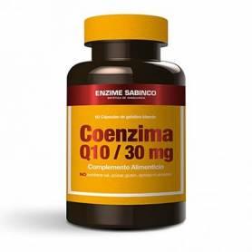 COENZIMA Q10 30mg 60cap ENZIME SABINCO