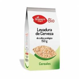 LEVADURA DE CERVEZA BIO 150gr EL GRANERO INTEGRAL
