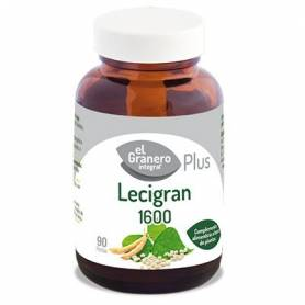 LECIGRAN 1600 PLUS 1600mg 90perl EL GRANERO INTEGRAL