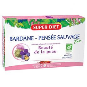 BARDANA PENSAM SALVIA 20amp SUPER DIET Suplementos nutricionales 19,88€