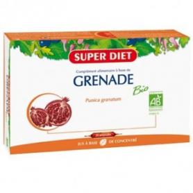 GRANADA BIO 20amp SUPER DIET Suplementos nutricionales 20,07€