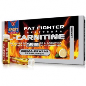 CARNITINA FAT FIGHTER 20amp TEGOR L Carnitina 20,77 €