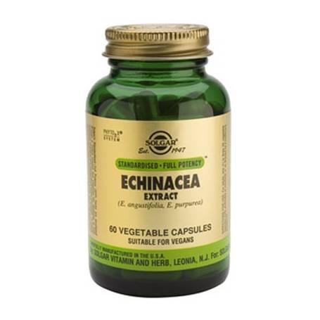 EQUINACEA EXTRACTO 60cap SOLGAR Plantas Medicinales 25,47€