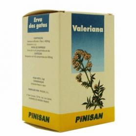 VALERIANA 60comp PINISAN Plantas Medicinales 6,10€
