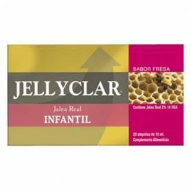 JALEA REAL INFANTIL 20amp DIETICLAR Suplementos nutricionales 17,46€