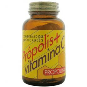 PROPOLINA PROPOLIS + VITAMINA C 50comp masticables ARTESANIA AGRICOLA Suplementos nutricionales 12,65€