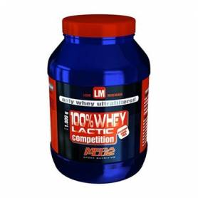 100% WHEY LACTIC COMPETITION FRESA 2kg MEGA PLUS