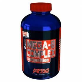 MEGA B COMPLEX COMPETITION 60cap MEGA PLUS