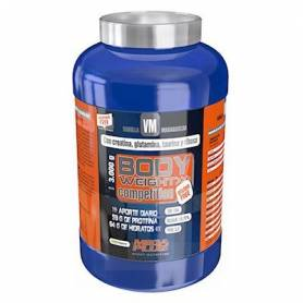 BODY WEIGHT COMPETITION FRESA 1,5kg MEGA PLUS Nutrición Deportiva 41,44 €