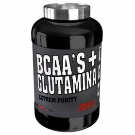 BCAA'S + GLUTAMINA EXTREM PURITY 300gr MEGA PLUS BCAA 29,04 €