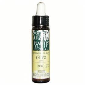 ELIXIR FLORAL ECO N.23 Olivo 10ml PLANTIS Plantas Medicinales 7,39€